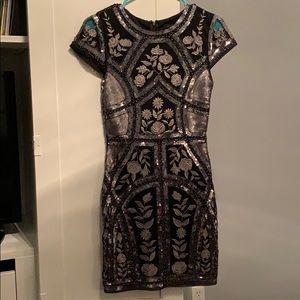 Lulus sequin mini dress